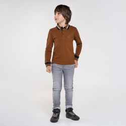 PANTALON TEJANO SLIM FIT JUNIOR