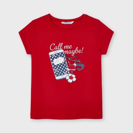 CAMISETA M/C DIBUJO INFANTIL