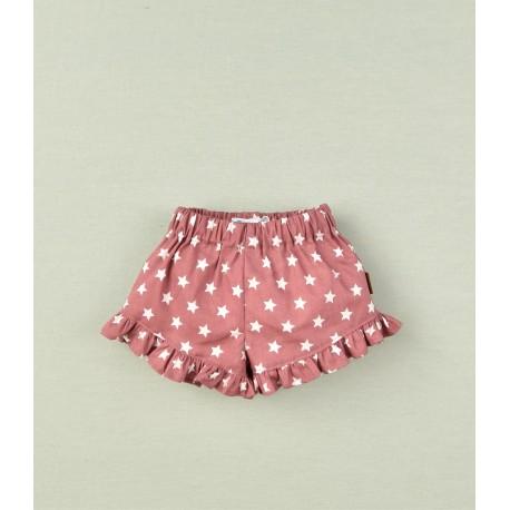 SHORT INFANTIL ESTRELLAS