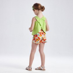 CONJUNTO SHORT PIÑA ECOFRIENDS