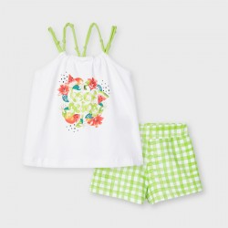 CONJUNTO SHORT TIRANTES ECOFRIENDS